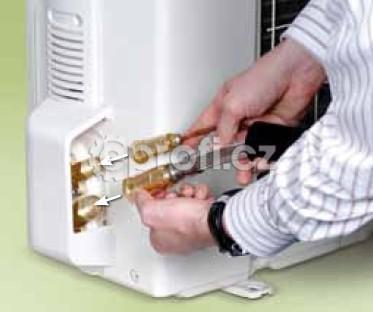 Samoinstalační klimatizace